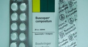 Buscopan comp 20mg