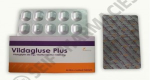 vildagluse plus 50mg/1000mg