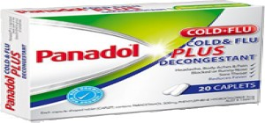 Panadol Cold & Flu 500mg