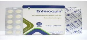 Enteroquin 250mg