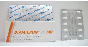 Diamicron MR 30mg