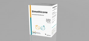 Simethicone MUP 100mg