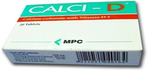 Calci-D 380mg