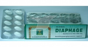 Diaphage 500mg