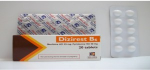 Dizirest B6 25mg