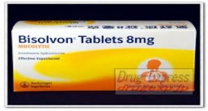 Bisolvon 8mg
