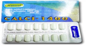 Calci-1400 1000mg