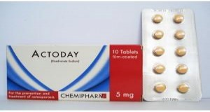 Actoday 5mg