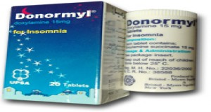 Donormyl 15mg